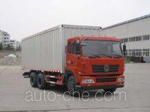 东风牌EQ5250XXYGZ4D2型厢式运输车