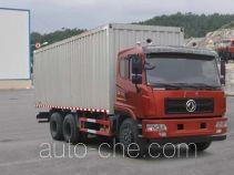 Dongfeng EQ5250XXYGZ4D3 box van truck