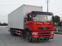 Dongfeng EQ5250XXYGZ5D1 box van truck