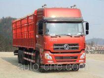 东风牌EQ5252CCYZM型仓栅式运输车