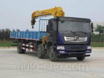 Dongfeng EQ5252JSQL truck mounted loader crane