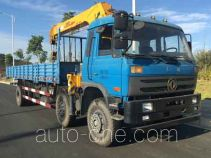 Dongfeng EQ5252JSQZMV truck mounted loader crane