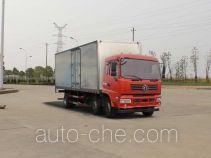 Dongfeng EQ5252XXYLV2 box van truck