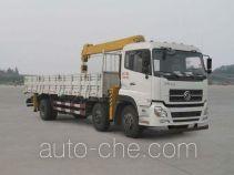 Dongfeng EQ5253JSQZM truck mounted loader crane