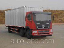 Dongfeng EQ5253XXYF1 box van truck