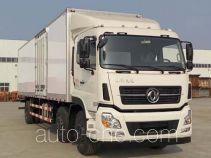 Dongfeng EQ5253XXYT box van truck
