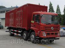 Dongfeng EQ5256XXYF box van truck