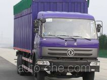 Dongfeng EQ5258XXBKB3G, soft top box van truck