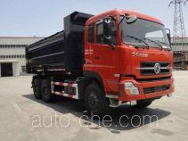 东风牌EQ5258ZLJT型自卸式垃圾车