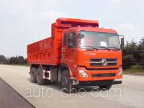 东风牌EQ5258ZLJT7型自卸式垃圾车