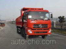 东风牌EQ5310ZLJT型自卸式垃圾车