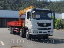 Dongfeng EQ5311JSQFV truck mounted loader crane