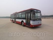 东风牌EQ6122CLPHEV型混合动力城市客车