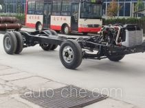 Dongfeng EQ6560PNJ5 bus chassis