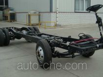 Dongfeng EQ6650KRLEV1 electric bus chassis