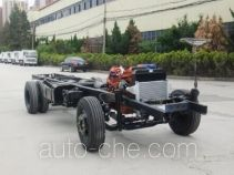 Dongfeng EQ6700PBJ5 bus chassis