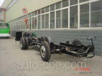 Dongfeng EQ6820KRLCHEV1 hybrid bus chassis