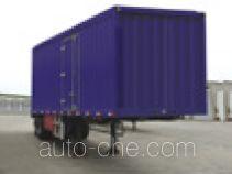 Dongfeng EQ9260XXY box body van trailer