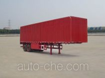 Dongfeng EQ9231XXYT box body van trailer