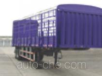 东风牌EQ9390CCQ型仓栅式运输半挂车
