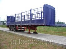 Dongfeng EQ9280CCQT stake trailer