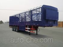 Dongfeng EQ9281CCQT1 stake trailer