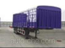 东风牌EQ9310CCQ型仓栅式运输半挂车