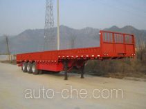 Dongfeng EQ9381BT dropside trailer