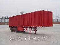 Dongfeng EQ9400XXYT box body van trailer