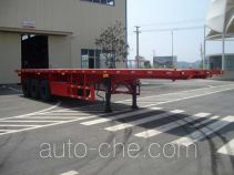 Dongfeng EQ9400BL flatbed trailer