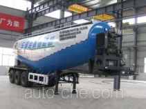 Dongfeng low-density bulk powder transport trailer