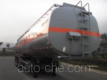 Dongfeng EQ9400GRYT1 flammable liquid tank trailer