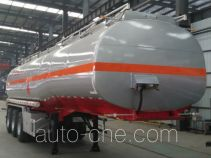 Dongfeng EQ9400GYYT3 oil tank trailer