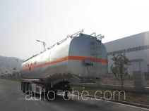 Dongfeng EQ9401GRYT flammable liquid tank trailer