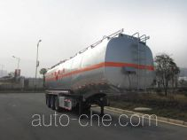 Dongfeng EQ9401GRYT1 flammable liquid tank trailer