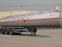 Dongfeng EQ9402GRYT1 flammable liquid tank trailer