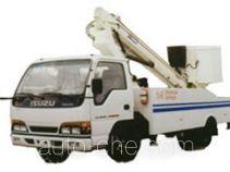 RG-Petro Huashi ES5050JGK aerial work platform truck
