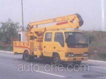 RG-Petro Huashi ES5052JGK aerial work platform truck