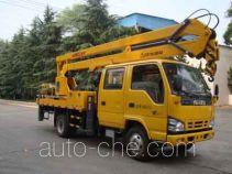 RG-Petro Huashi ES5060JGK aerial work platform truck