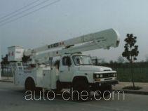 RG-Petro Huashi ES5100JGK aerial work platform truck