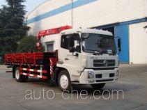 RG-Petro Huashi ES5120TYBC oil pump transport crane truck