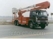 RG-Petro Huashi ES5130JGK aerial work platform truck