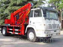 RG-Petro Huashi ES5130TDM auger anchor truck