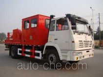 RG-Petro Huashi ES5160TCY well servicing rig (workover unit) truck