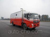 RG-Petro Huashi ES5161TCJ logging truck