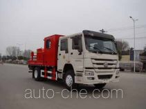 RG-Petro Huashi ES5170TCYD well servicing rig (workover unit) truck