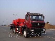 RG-Petro Huashi ES5211TTJA well service truck