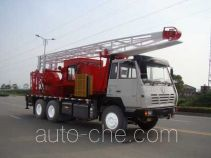 RG-Petro Huashi ES5220TCY well servicing rig (workover unit) truck