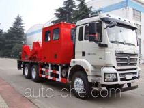 RG-Petro Huashi ES5220TTJ well service truck
