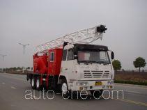 RG-Petro Huashi ES5230TCY well servicing rig (workover unit) truck